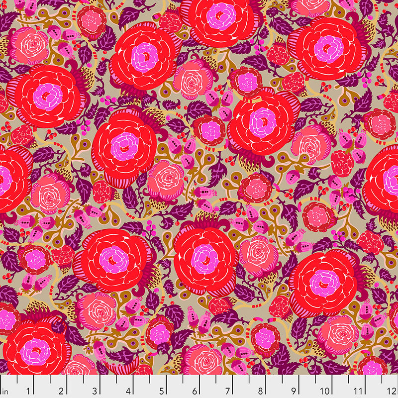 Rose Fabric (PWSN028.Red)