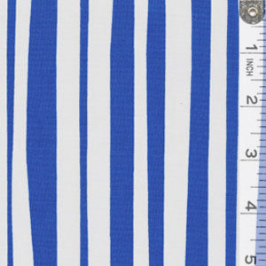 Stockade Stripe Blue 8689A