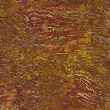 Serengeti Batik Tiger Stripe earth AMD-20198-169