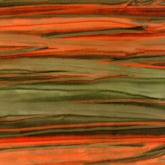 Patina Handpaints Striped Orange Spice AMD-7018-322