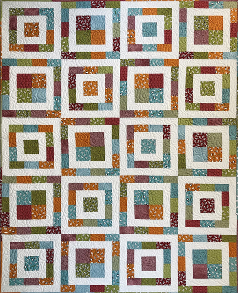 Animal Crackers Quilt Kit
