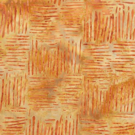 Anthology Weave Batik Mustard (822Q-6)