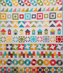 Anything Rows Quilt Pattern