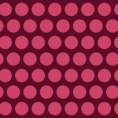 Dot Crazy Large Dot Burgundy 0600787