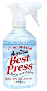 Mary Ellen's Best Press Scent-Free 16 oz