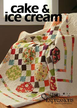 Cake & Ice Cream Pattern
