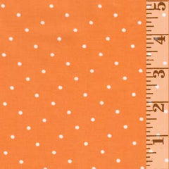 Dear Stella Polka Dot Orange