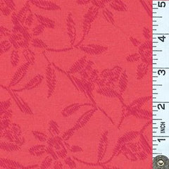 Calypso Tonal Sketched Floral Red 601248
