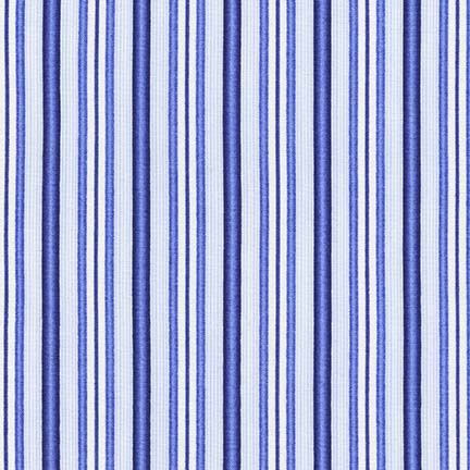 Flowerhouse Basics Stripe Blue FLH-20015-4