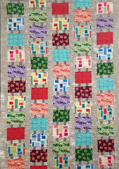 Follow the Leader Quilt Kit