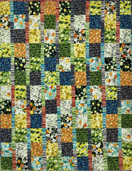 Fruit Stripe Quilt Kit