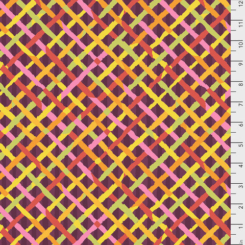 Mably Mad Plaid Maroon BM37.MAROON