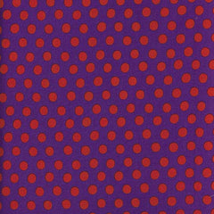 Kaffe Spot Purple Fabric (GP70.PURP)