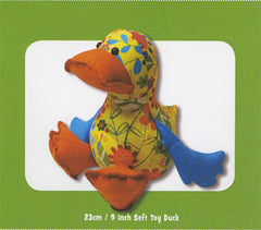 Funky Friends Dilby Duck Pattern