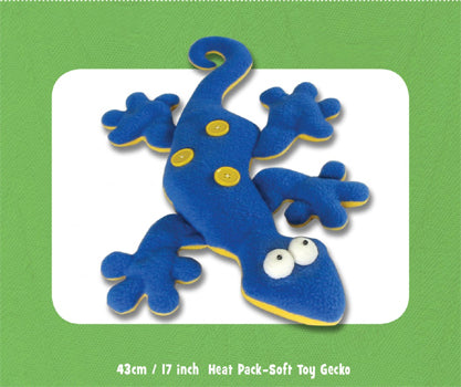 Funky Friends Gertie the Gecko Pattern