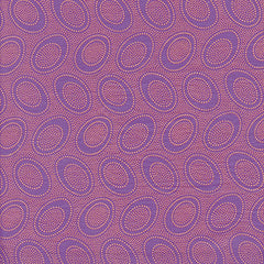 Kaffe Aboriginal Dot Purple GP71