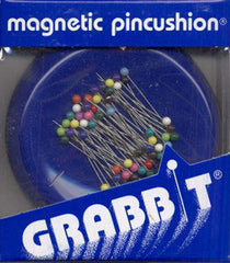 Grabbit Magnetic Pincushion Blue