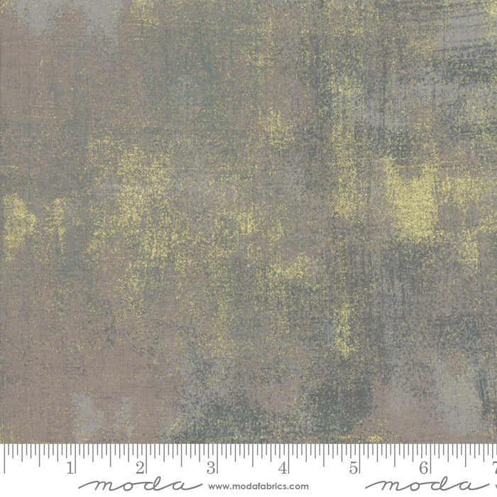 Grunge Basics Fabric Grey Couture (30150-163)