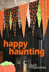 Happy Haunting Banner Pattern