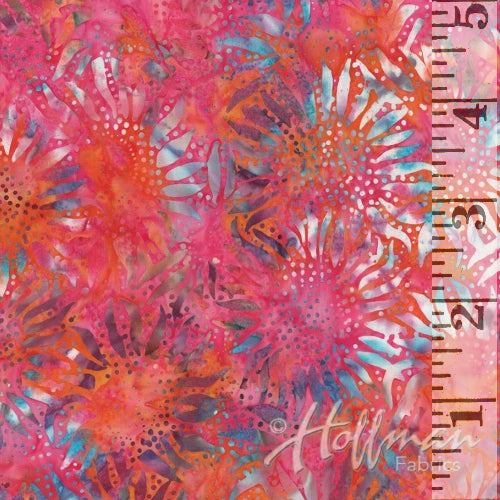 Sunflower Coral Gables Batik 884-368