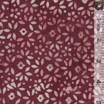 Bali Chop Hexi Floral Mulberry