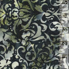 Damask Sprout Batik