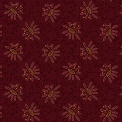 Scrap Happy Lacey Red 2616-88