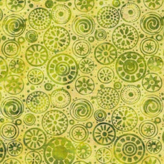River Valley Batiks Beads Kiwi 121920650