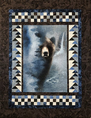 Into the Wild Quilt Pattern