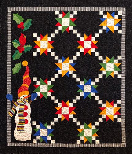 January Jingle Quilt Kit