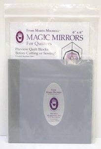 Marti Michell Magic Mirrors 6 x 6