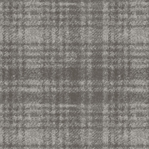 Woolies Flannel Windowpane Gray MASF18501-K