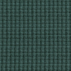 Woolies Flannel Double Weave Blue Green MASF18504-BG