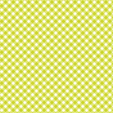 Safari Gingham Lime CX9291