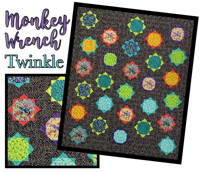 Monkey Wrench Twinkle Kit