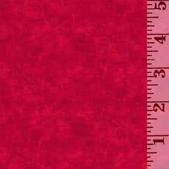 Canvas Tonal Fabric Cherry Red (9030-25)