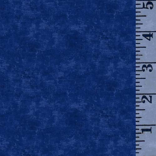 Canvas Tonal Fabric Indigo (9030-48)