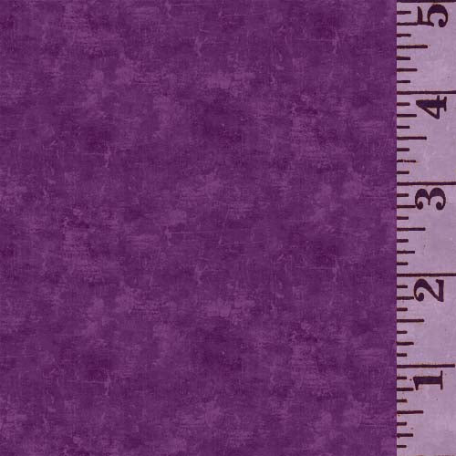 Canvas Tonal Fabric Plum (9030-86)