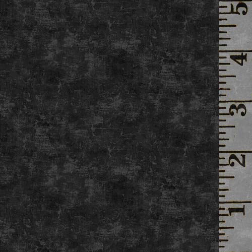 Canvas Tonal Fabric Ebony (9030-99)