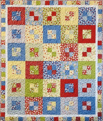 Figs Shirtings Quilt Kit