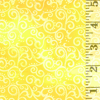 Ombre Scroll Lemon 1649 24174-S