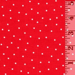 Glamper Dots Red C6316