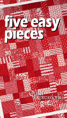 Five Easy Pieces Pattern