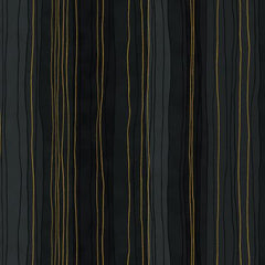 Shiny Objects Sterling Stripe Onyx RJ2805-ON1M
