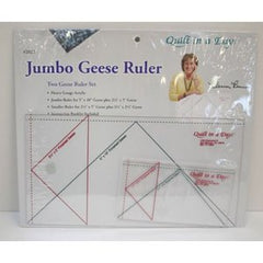 Quilt In A Day Jumbo Geese Ruler