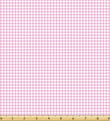 Susybee Flutter the Butterfly Gingham Check Pink  SB20268-520