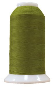 So Fine! #50 Polyster Thread Verde
