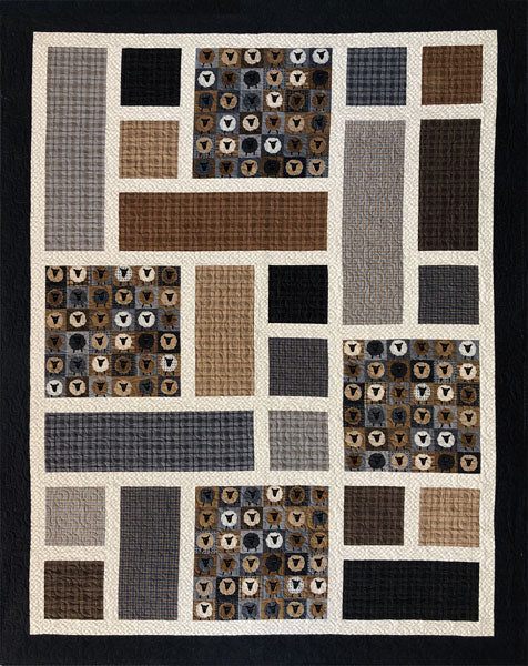 Sheepish Quilt Kit