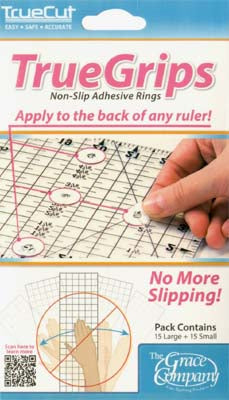 True Grips Grippers for Rulers
