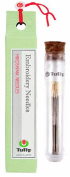 Tulip Embroidery Needles Size #6